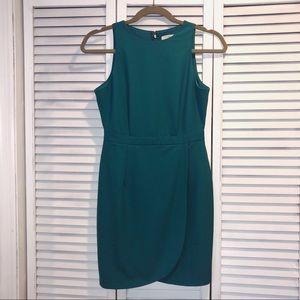NWOT Turquoise Tobi Wrap Dress